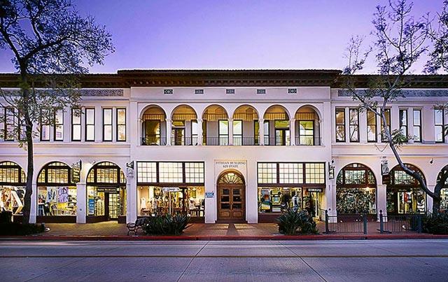 Fithian Building, Santa Barbara, CA