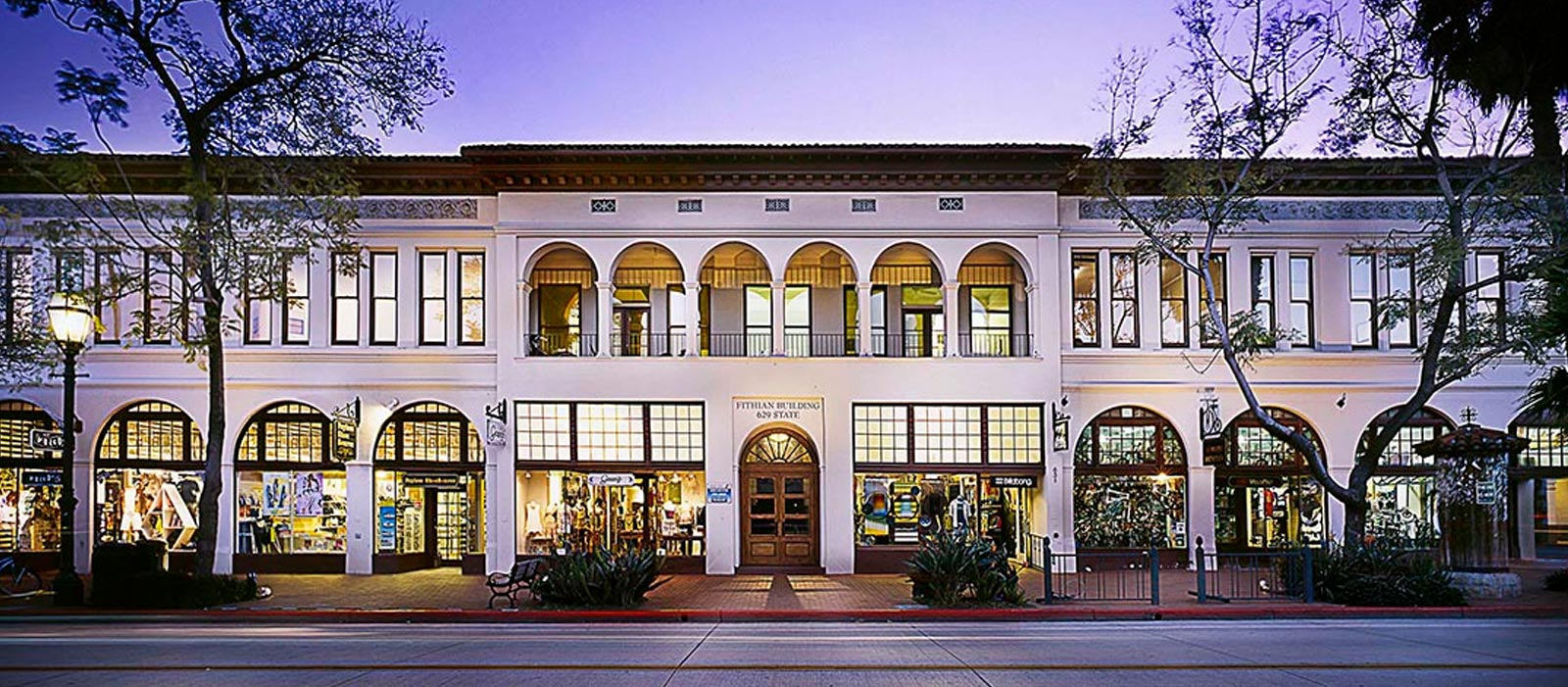 Santa Barbara Commercial Real Estate - Fithian Building